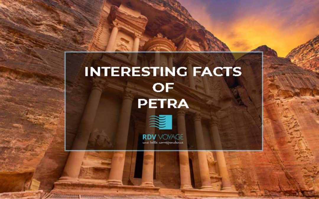 Interesting Facts About Petra