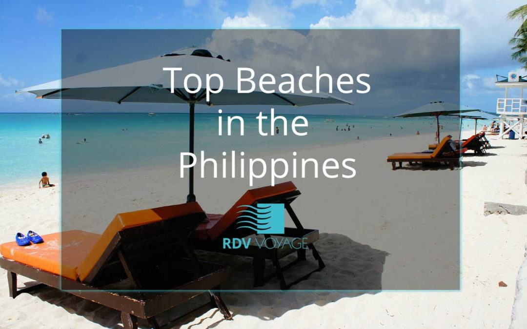 RDV's Top Beaches in the Philippines